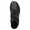 Dámská kotníčková obuv bata, modrá, 526-9602 - 19