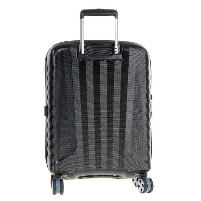 Černý cestovní kufr na kolečkách roncato, černá, 960-6602 - 26