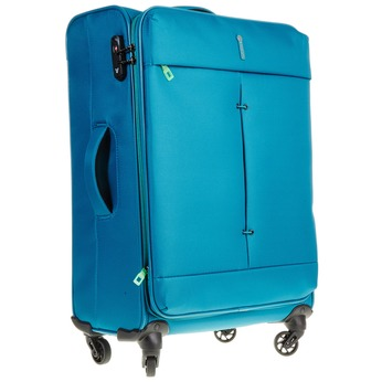 Modrý cestovní kufr roncato, tyrkysová, 969-7637 - 13