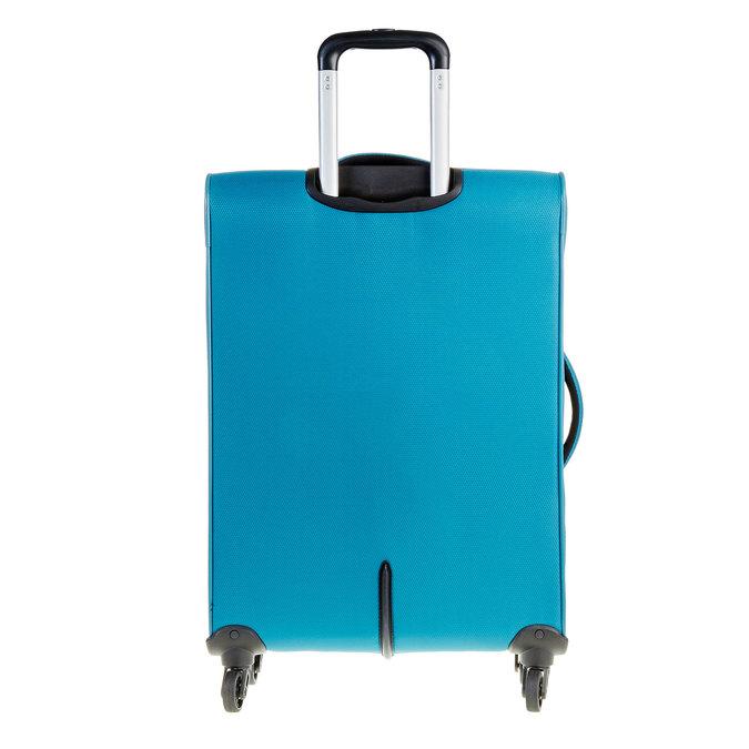 Modrý cestovní kufr roncato, tyrkysová, 969-7637 - 26