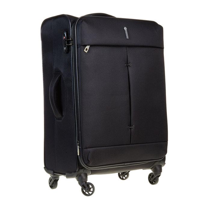 Cestovní kufr na kolečkách roncato, černá, 969-6637 - 13
