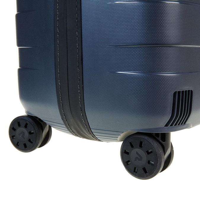 Skořepinový kufr na kolečkách roncato, modrá, 960-2603 - 19