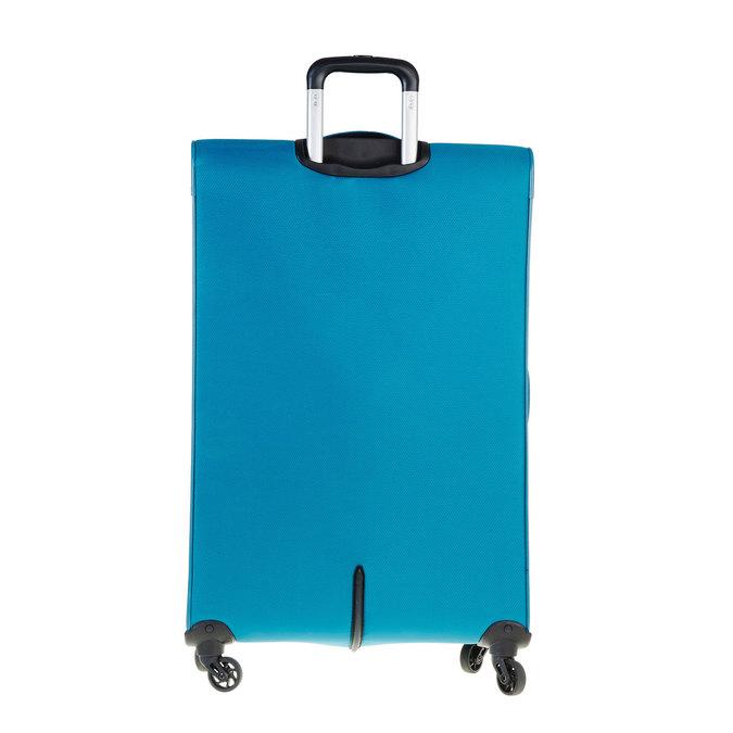 Modrý cestovní kufr roncato, tyrkysová, 969-7636 - 26