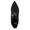 Kotníčková obuv na jehlovém podpatku bata, černá, 799-3607 - 19