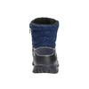Dětská zimní obuv mini-b, modrá, 411-9602 - 17