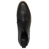 Pánská kotníčková obuv černá bata, černá, 891-6600 - 19