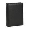 Kožená dámská peněženka bata, černá, 944-6163 - 13