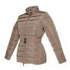 Dámská bunda se sponou bata, hnědá, 979-8640 - 16