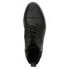 Pánská obuv ke kotníkům bata, černá, 896-6641 - 19
