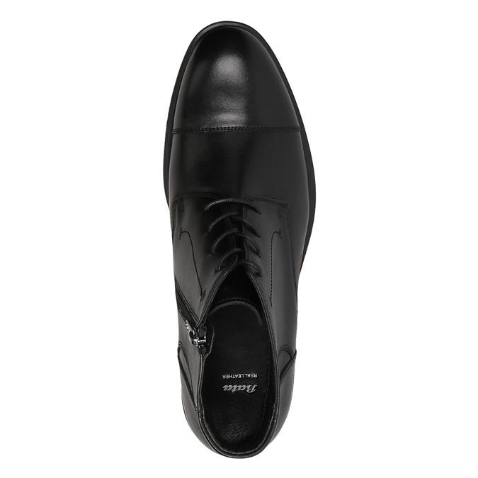 Pánská obuv ke kotníkům bata, černá, 894-6671 - 19