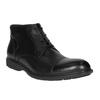 Pánská obuv ke kotníkům bata, černá, 894-6671 - 13