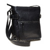 Pánská Crossbody taška bata, černá, 961-6266 - 13