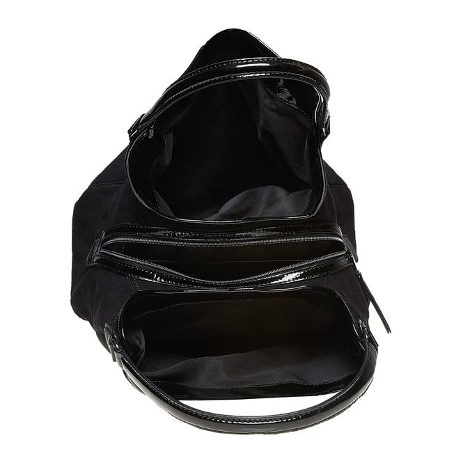 Elegantní dámská kabelka bata, černá, 969-6209 - 15