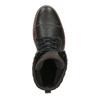 Pánská zimní obuv kotníčková bata, šedá, 896-2650 - 19