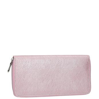 Elegantní dámská peněženka bata, růžová, 941-5151 - 13