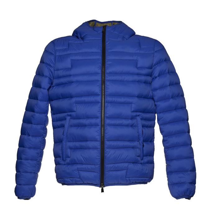 Pánská bunda s kapucí bata, modrá, 979-9627 - 13