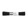 Černé bavlněné tkaničky bata, černá, 901-6121 - 13
