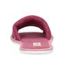 Dámské pantofle s mašličkou bata, růžová, 579-5609 - 15