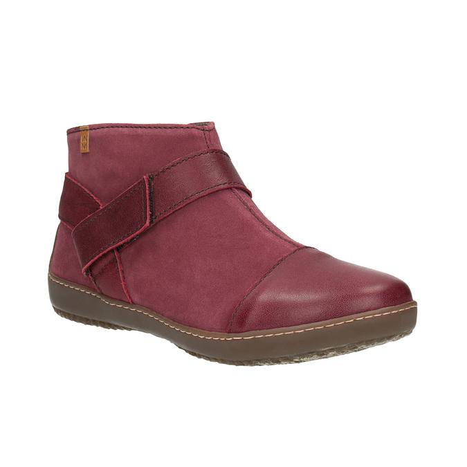 Kožená dámská obuv el-naturalista, 513-5040 - 13
