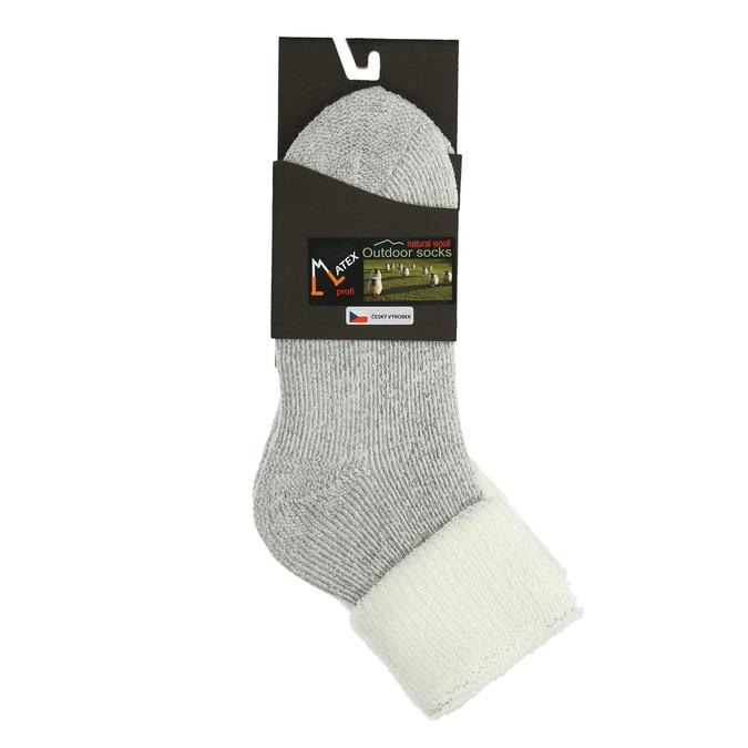 Dámské Termo ponožky matex, bílá, 919-1379 - 13