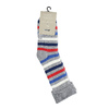 Teplé dětské ponožky bata, šedá, 919-2422 - 26