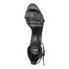 Sandály na jehlovém podpatku s duhovými odlesky bata, 729-0631 - 19