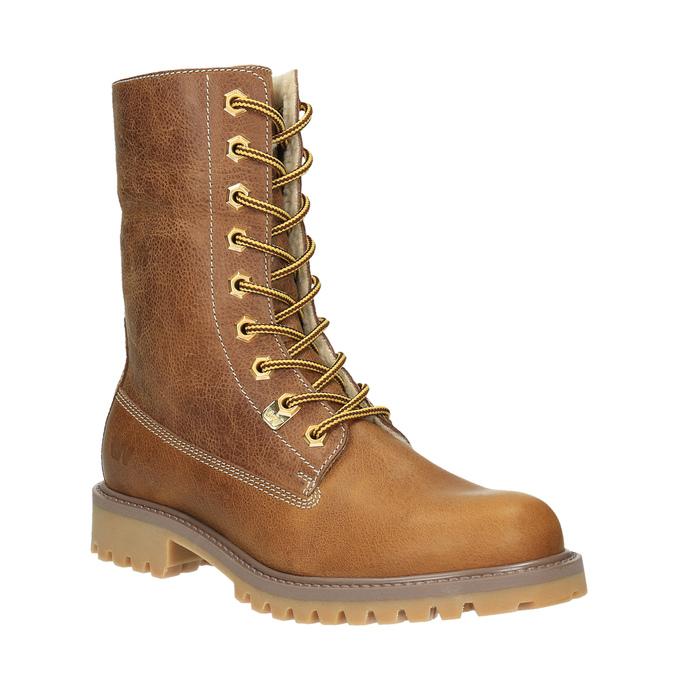Dámská zimní obuv weinbrenner, hnědá, 596-4638 - 13