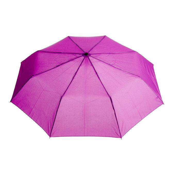 Skládací deštník bata, fialová, 909-0600 - 26