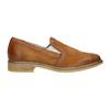 Dámské kožené Loafers bata, 2020-516-4603 - 15