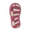 Dětská kotníčková obuv růžová bubblegummers, růžová, 121-5615 - 26