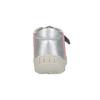 Dívčí kotníčková obuv stříbrná bubblegummers, šedá, 121-2614 - 17