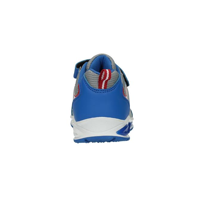 Sportovní dětské tenisky mini-b, modrá, 211-9172 - 17