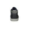 Kožené kotníčkové tenisky pánské bata, modrá, 844-9631 - 17
