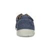 Ležérní kožené polobotky weinbrenner, modrá, 846-9631 - 15
