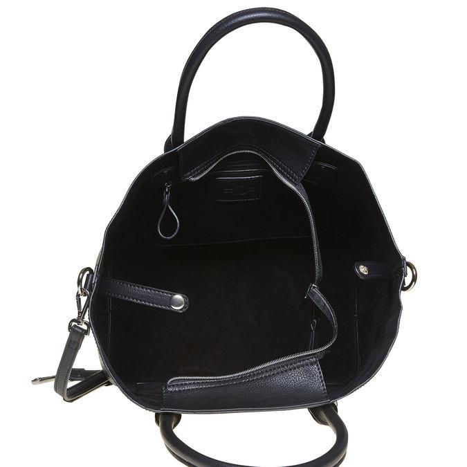Elegantní dámská kabelka bata, černá, 961-6278 - 15