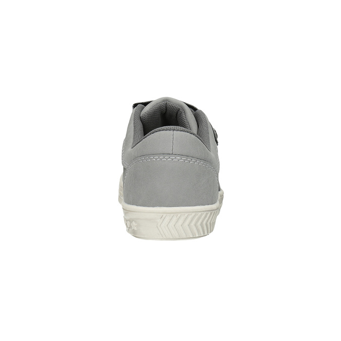 Dětské tenisky na suché zipy mini-b, šedá, 411-2604 - 17