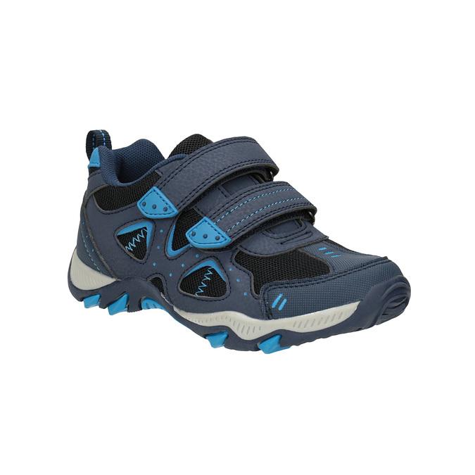 Dětské sportovní tenisky mini-b, modrá, 411-9605 - 13