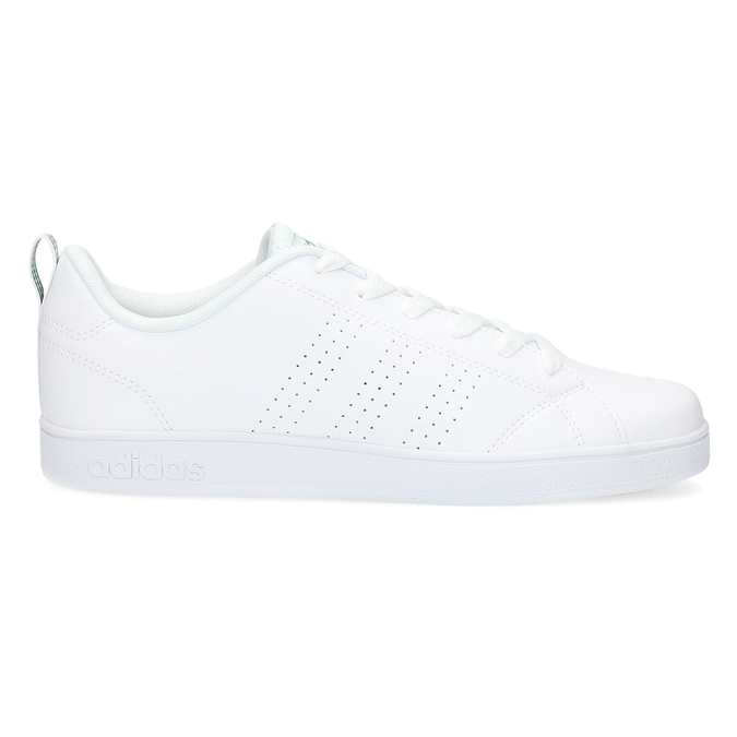 Dětské bílé tenisky adidas, bílá, 401-1233 - 19