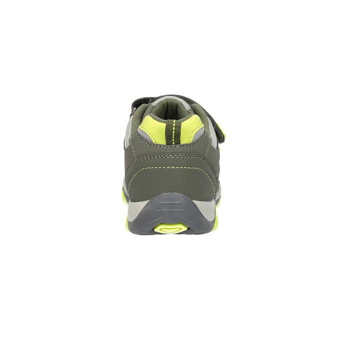 Sportovní dětské tenisky mini-b, zelená, 411-7605 - 17