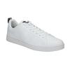 Pánské tenisky s perforací adidas, bílá, 801-1100 - 13