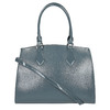 Dámská kabelka s pevnými uchy bata, modrá, 961-9740 - 19