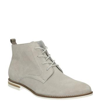 Kotníčková dámská obuv bata, šedá, 593-1602 - 13