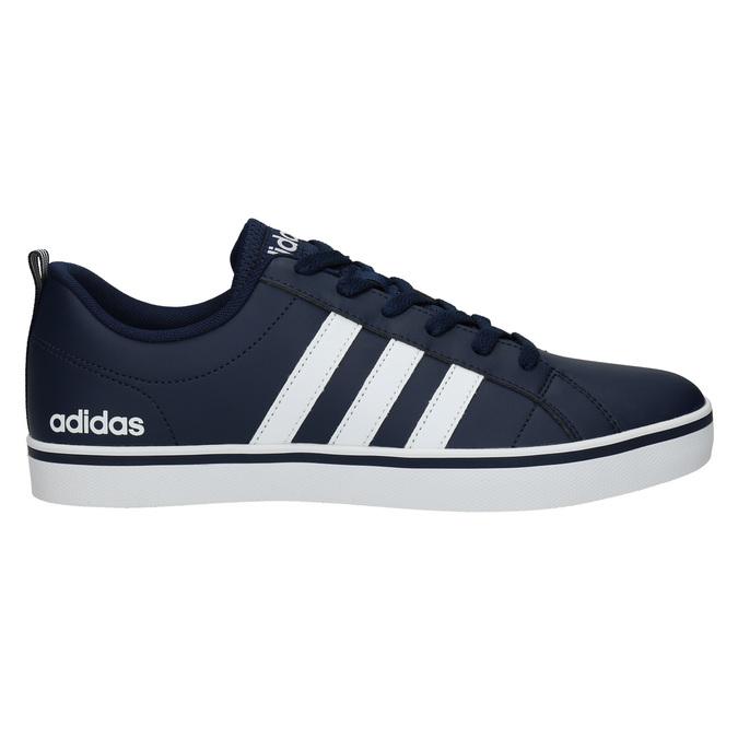Pánské ležérní tenisky adidas, modrá, 801-9136 - 15