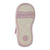 Kožené dětské baleríny bubblegummers, růžová, 124-5600 - 26