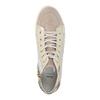 Dámské kožené tenisky bata, růžová, 526-5614 - 19
