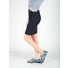 Kožené dámské polobotky bata, modrá, 2021-528-9633 - 18