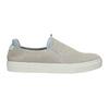 Dámská kožená Slip-on obuv bata, šedá, 516-2600 - 15