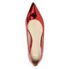 Červené baleríny do špičky bata, 2020-521-5603 - 19