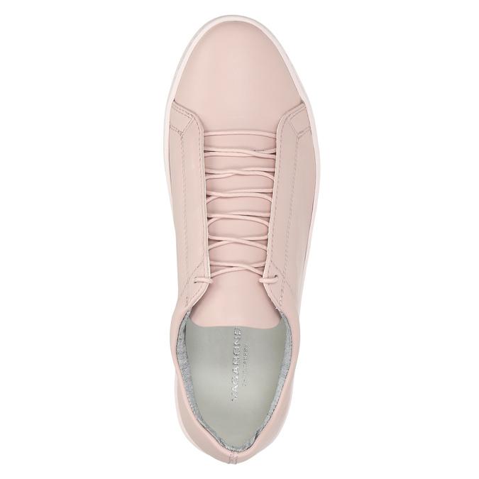 Růžové kožené tenisky vagabond, růžová, 624-8019 - 19
