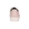 Růžové kožené tenisky vagabond, růžová, 624-8019 - 17